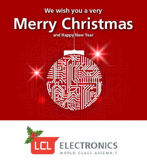 LCL Electronics - Merry Christmas image